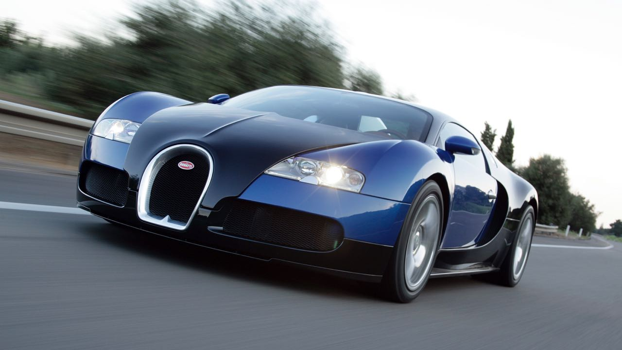 Bugatti Veyron 2005 – 3