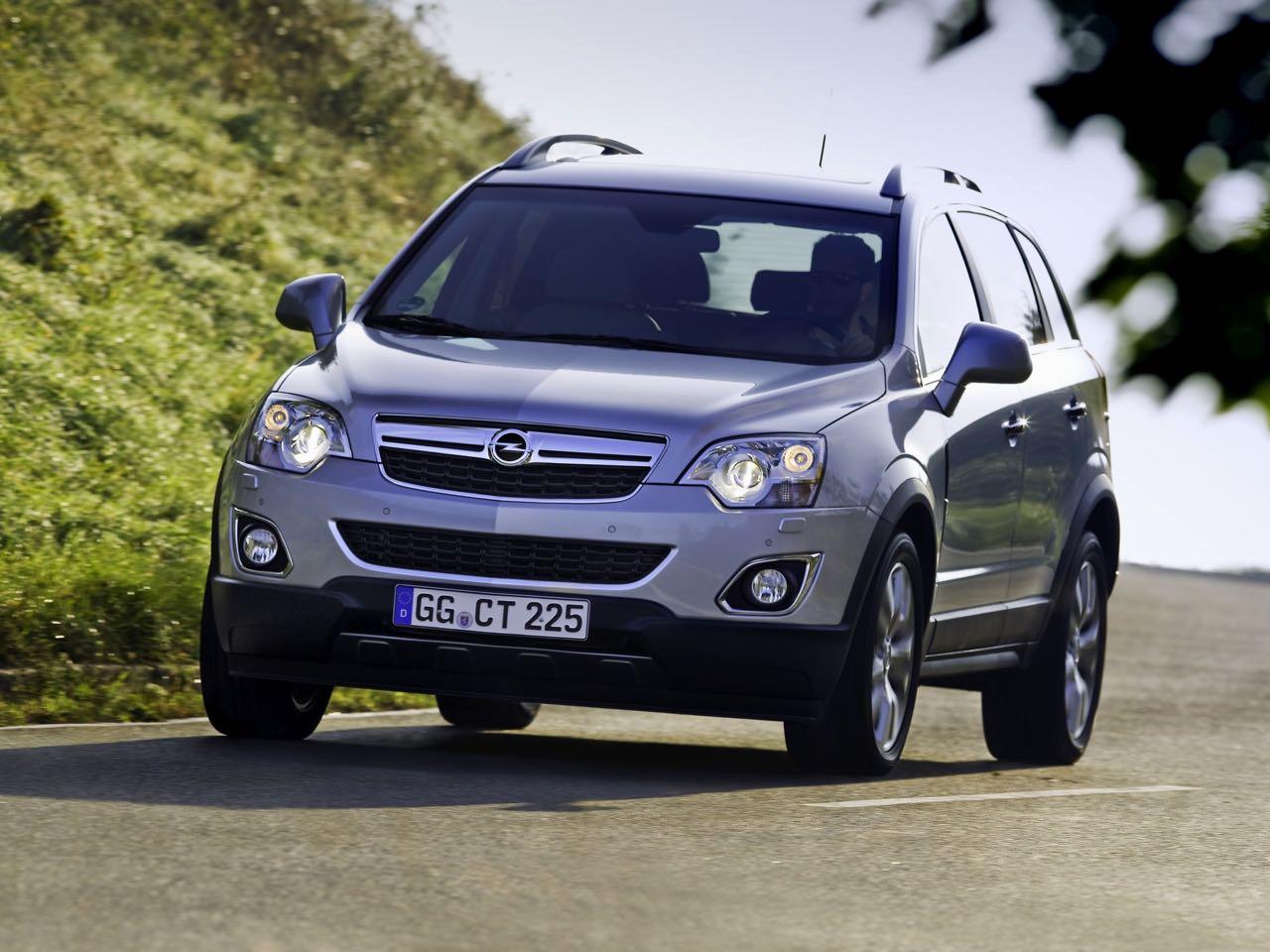 Opel Antara 2011 – 8