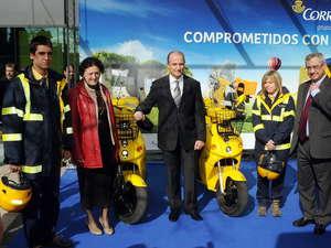 Las motos eléctricas también son parte de su proyecto de sostenibilidad
