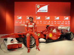 El F150 de Ferrari...