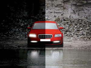 Los usuarios detectan mejor los vehículos equipados con luces de circulación diurna (DRL)