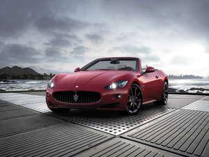 El precioso Maserati GranCabrio Sport