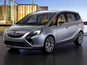 Concept Opel Zafira Tourer