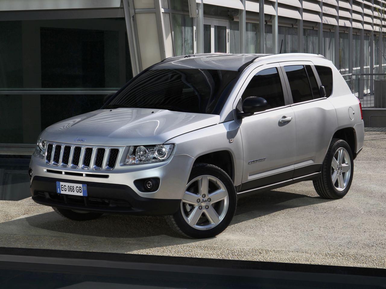Jeep Compass 2011 – 2