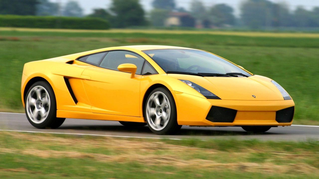 Lamborghini Gallardo 2003 – 26