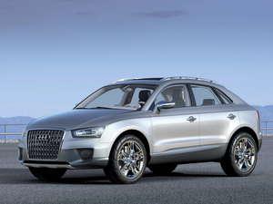 Concept-car Audi Cross Coupé quattro