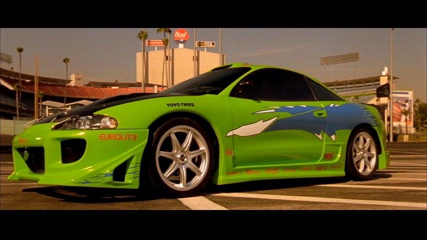 Subasta De Carros >> Los diez mejores coches en The Fast & The furious