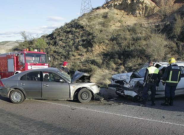 Resultado de imagen de accidente de coche
