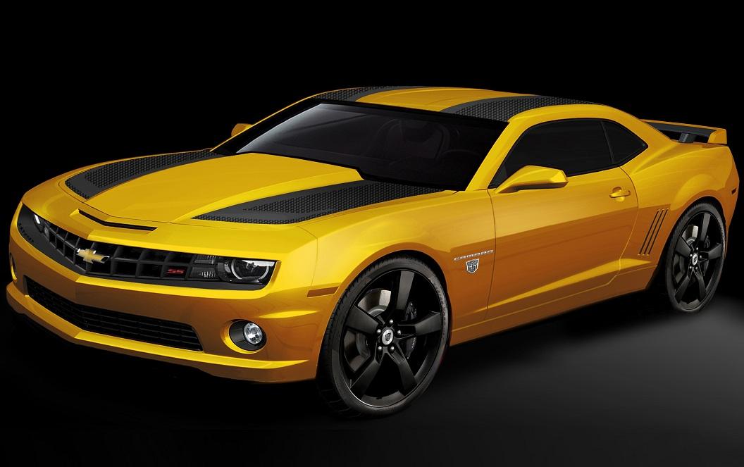 Chevrolet Camaro de Transformers a la venta