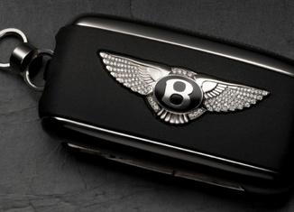 Las llaves de coches más caras del mundo Bentley-GT-llave-650x458