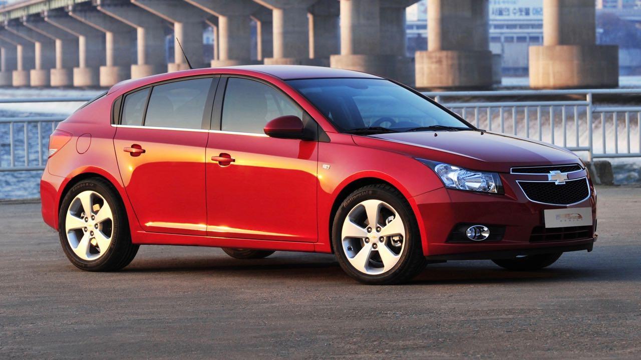 Chevrolet Cruze 2011 – 1