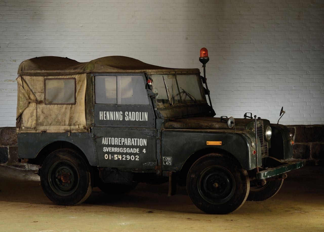 Land Rover Series 1 5