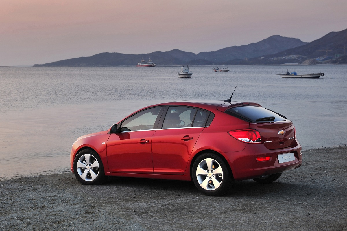 Nuevo Chevrolet Cruze 5 Puertas Ya A La Venta