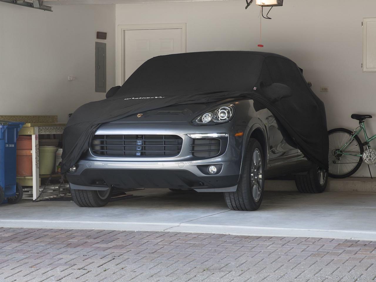 funda coche Porsche Cayenne
