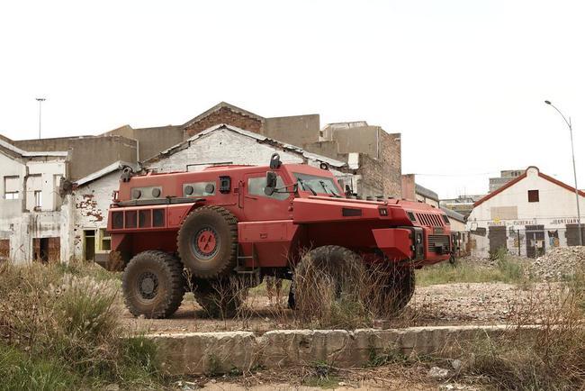 Paramount Group Marauder armored vehicle