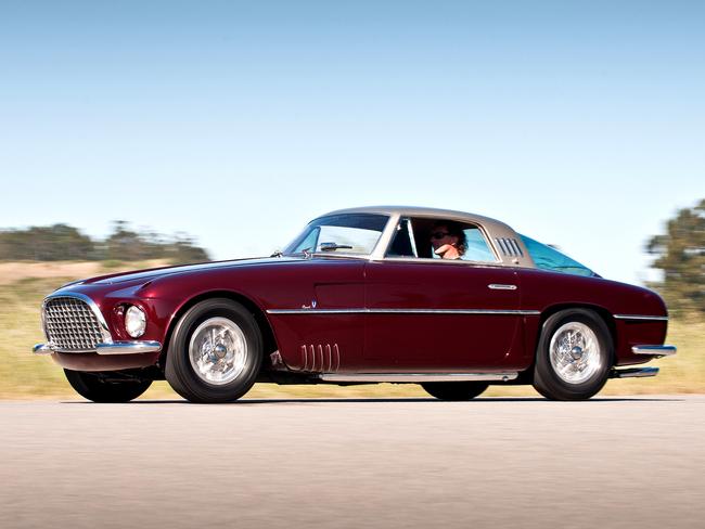 1953 Ferrari 375 America Coupé