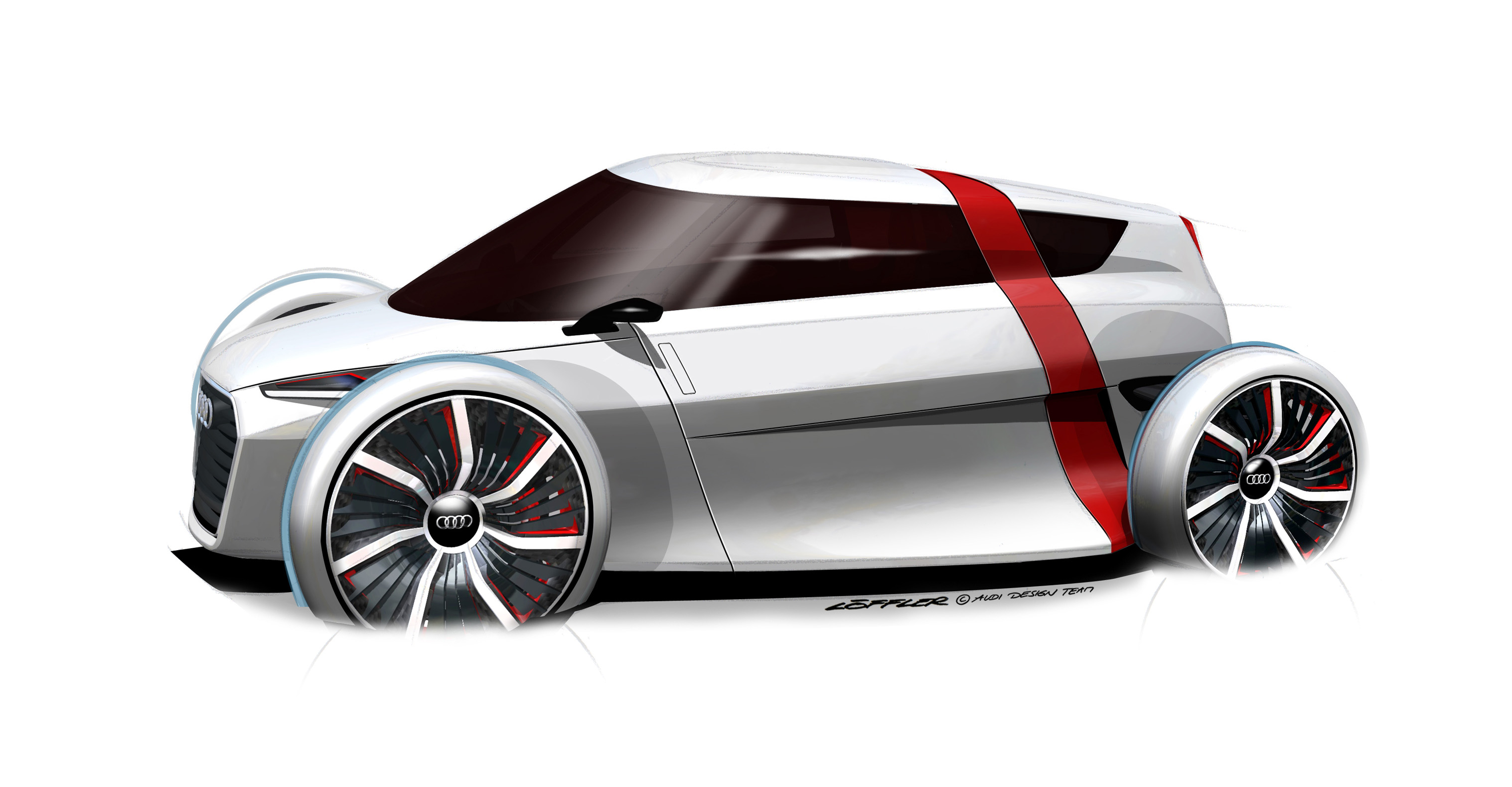 Audi urban Concept 1