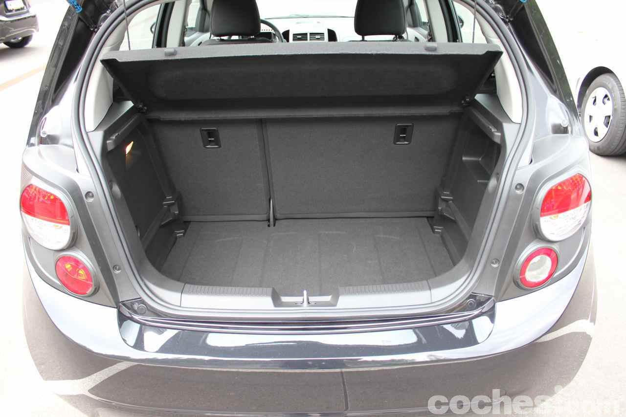 Chevrolet Aveo Cinco Puertas 1 2 Lt Prueba Contacto