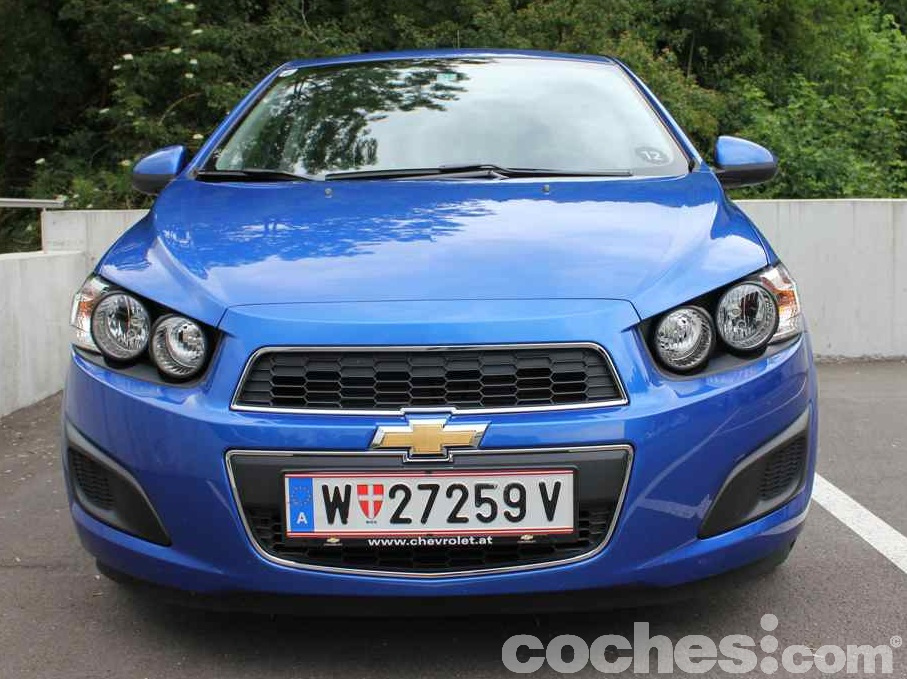 Chevrolet Aveo 2011 – portada