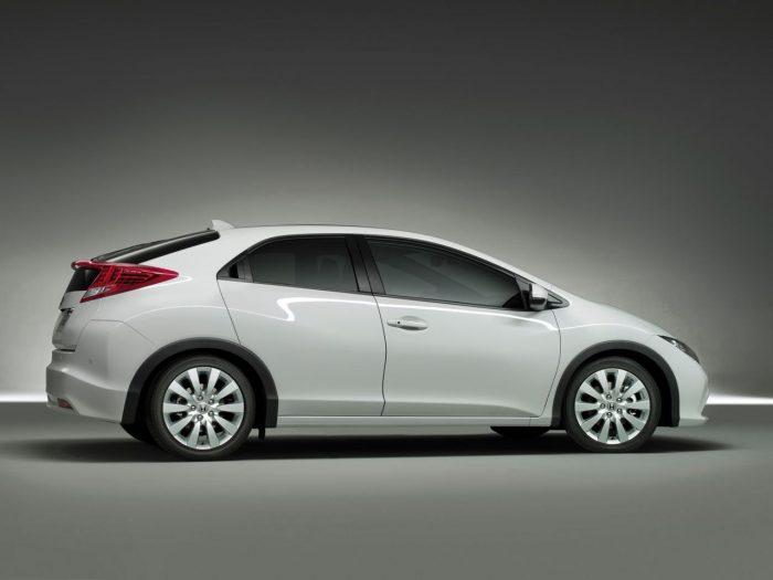 Honda Civic 2012 lateral