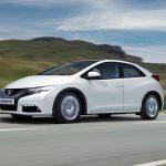 Honda Civic 2012 dinámica