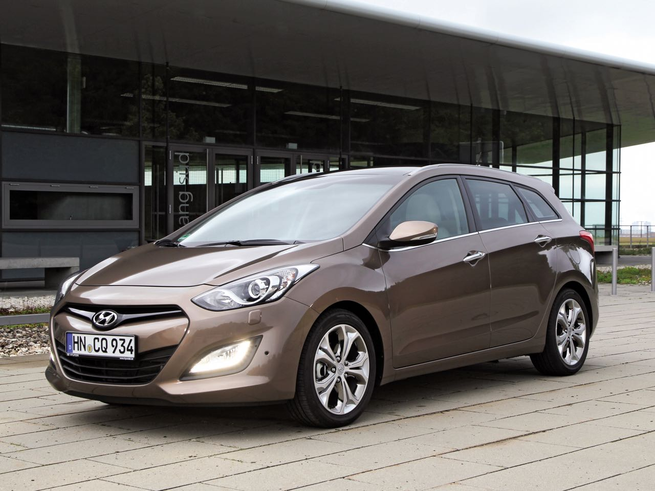 Hyundai i30 CW 2012 – 5