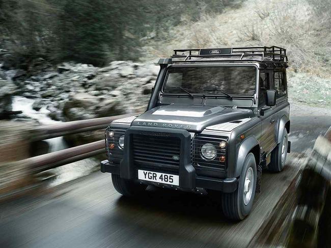 Land Rover Defender 2012 - 6105