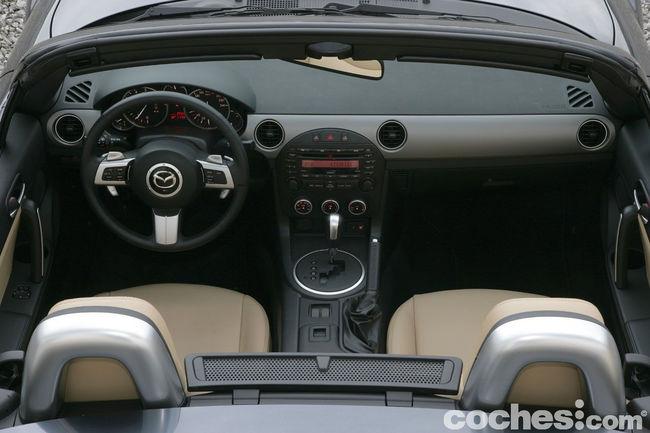 Mazda MX-5. Sierra Madrid - 1093