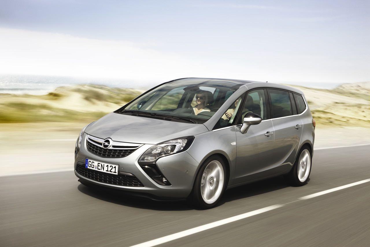 Opel Zafira Tourer 2012 – 7