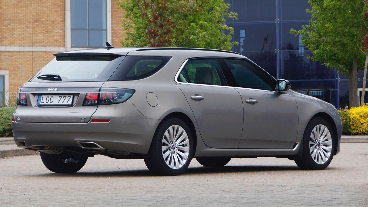 Saab 9-5 Wagon 2011 – 4