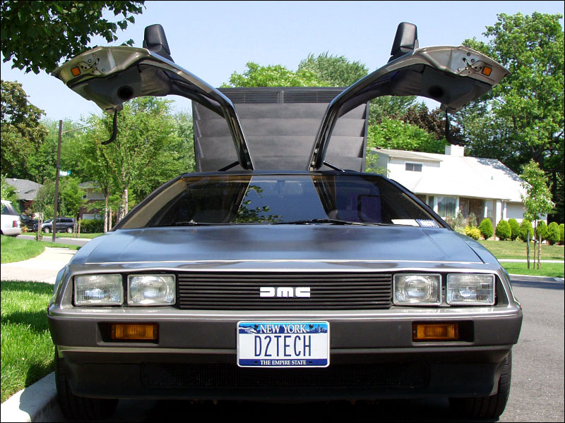 Delorean gmc #5
