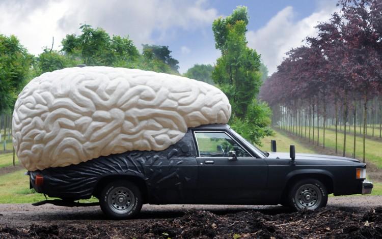 Olaf Mooij Braincar 1