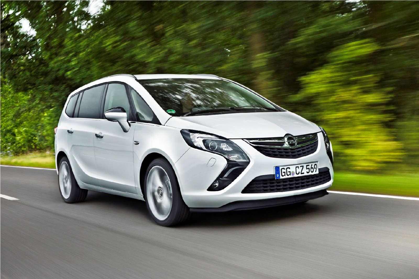 Opel Zafira Ecoflex