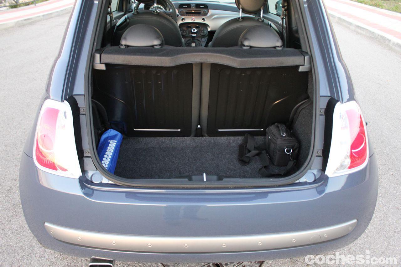 A Prueba Fiat 500 Twinair By Diesel Dos Cilindros Con Clase