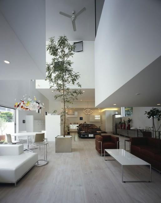 garage_interior Takuya Tsuchida  Tokio
