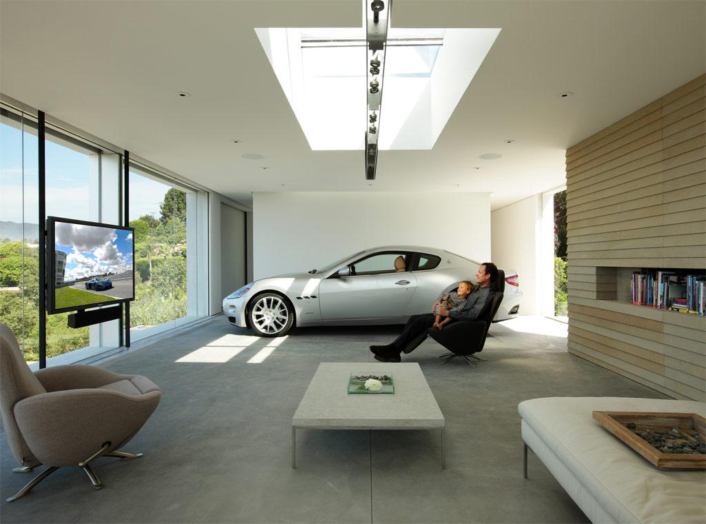 Mi garaje es mi sal n - Garaje de coches ...