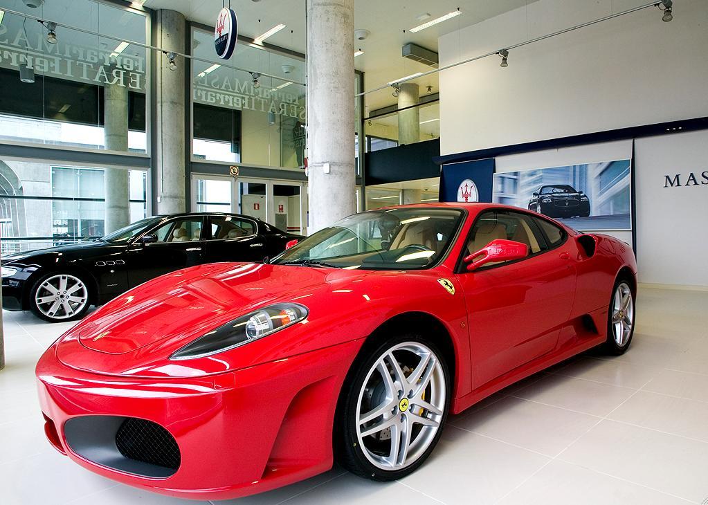 concesionario-Ferrari