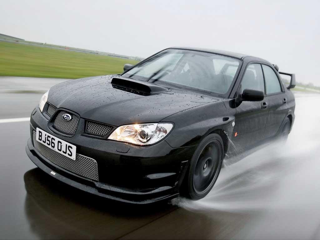 Subaru Impreza Wrx Sti RB320 2007 ав…