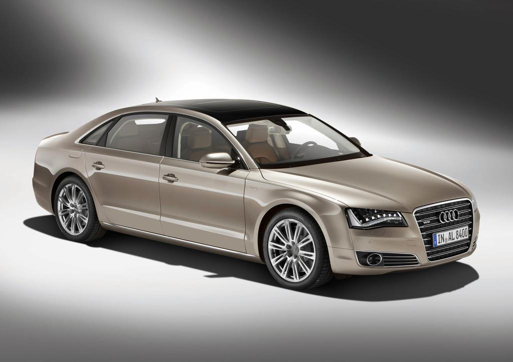 Audi A8 w12 Exclusive Concept1
