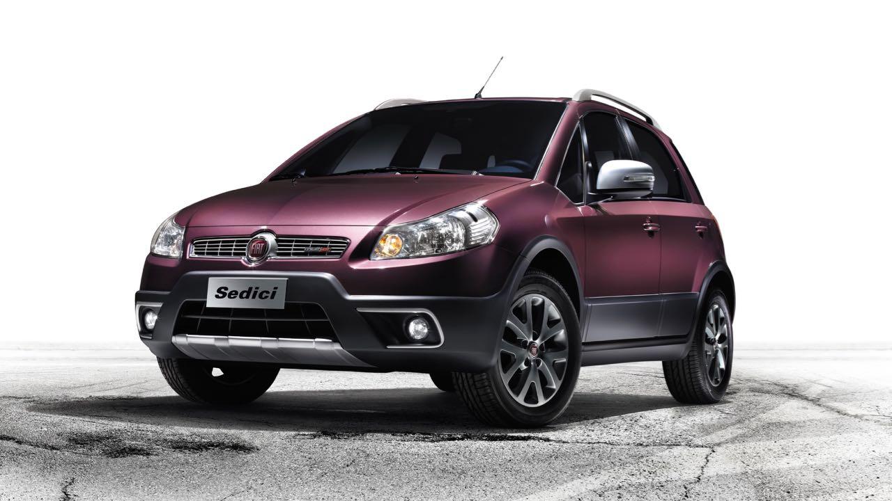 Fiat Sedici 2012 – 2