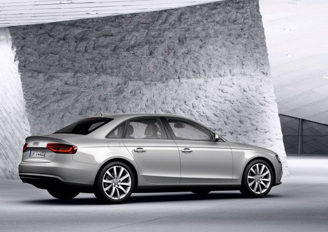 Nuevo Audi A44