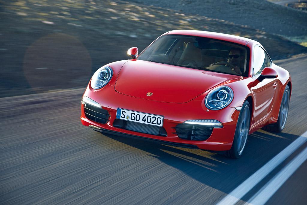 Porsche 911 Carrera1