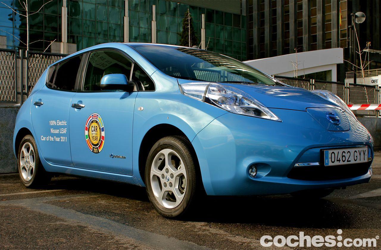 Prueba Nissan Leaf22