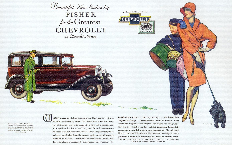 marketing Chevrolet