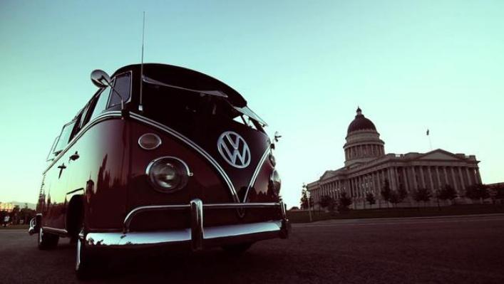 volkswagen t1 hippie