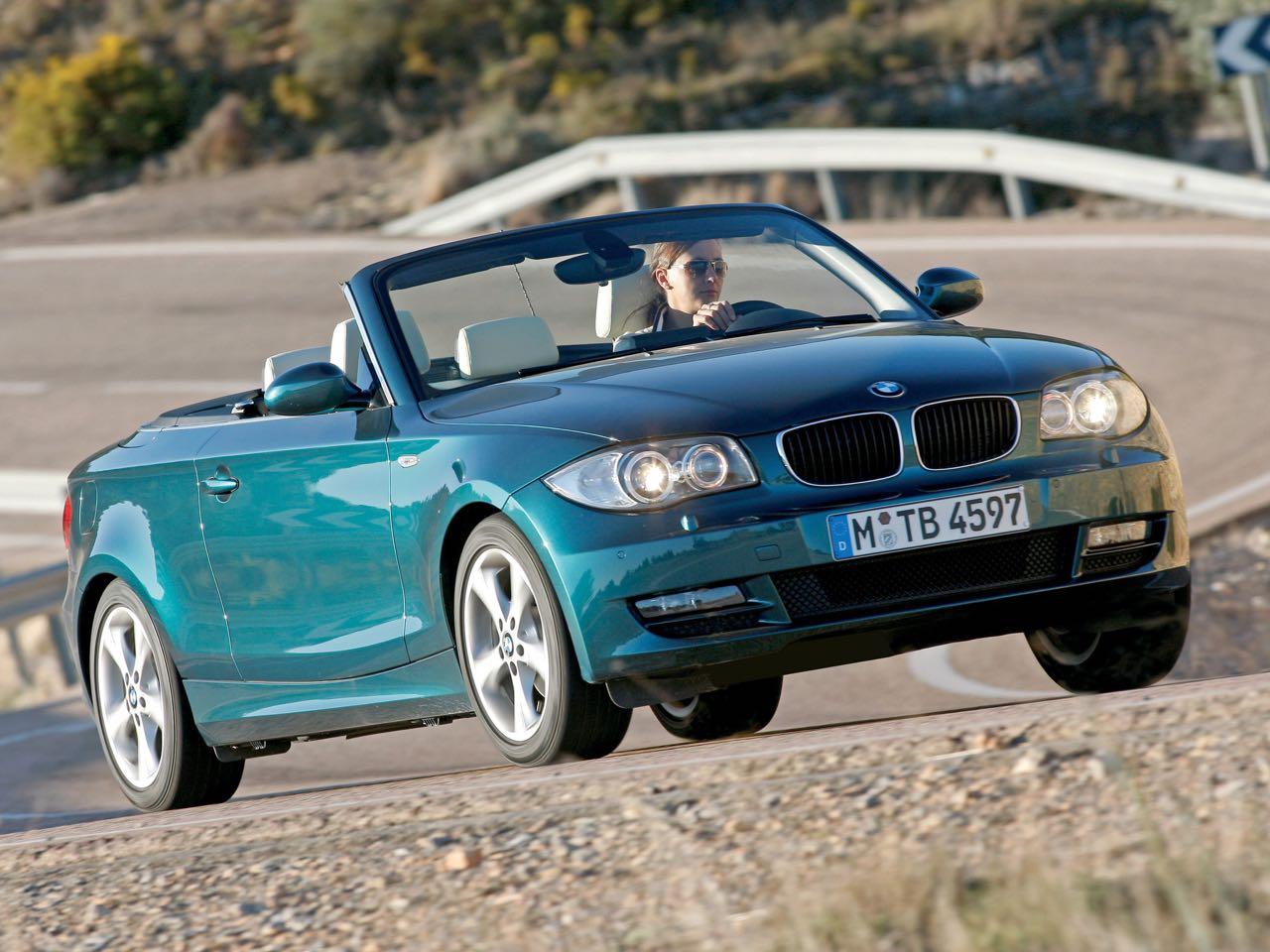 BMW Serie 1 Cabrio 2008 – 13
