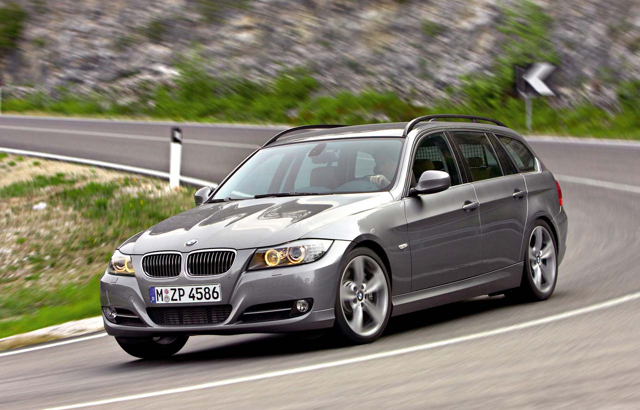 BMW Serie 3 Touring 1