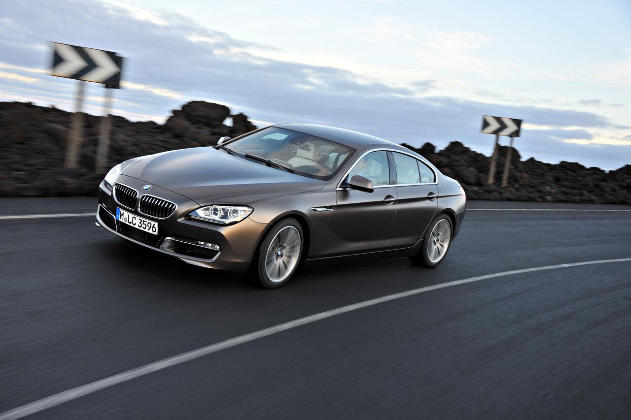 BMW Serie 6 Gran Coupé 15