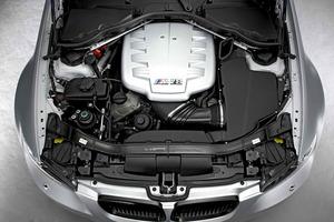 El propulsor es el mismo que el empleado en el BMW M3 GTS