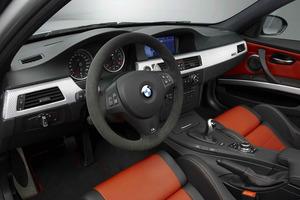 Interior del BMW M3 CRT